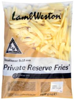 LambWeston Steakhouse Frites