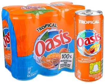 Tropical Drink 6-Pack