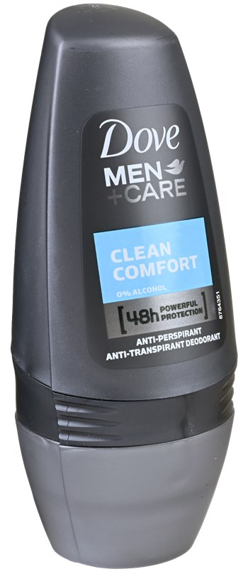 Deo Roll-On Men+ Care Clean Comfort