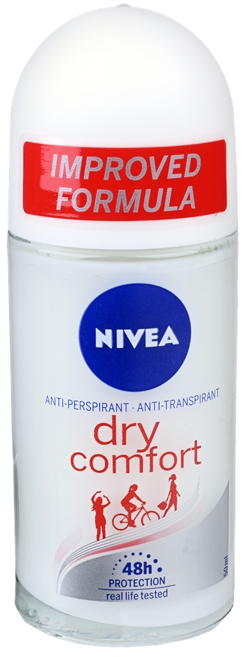 Deo Roll-On Woman Dry Comfort
