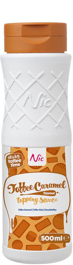 IJs Topping Toffee Karamel