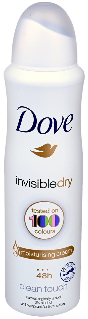 Deospray Invisible Dry