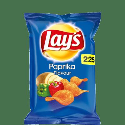 Snoep, koek en chips